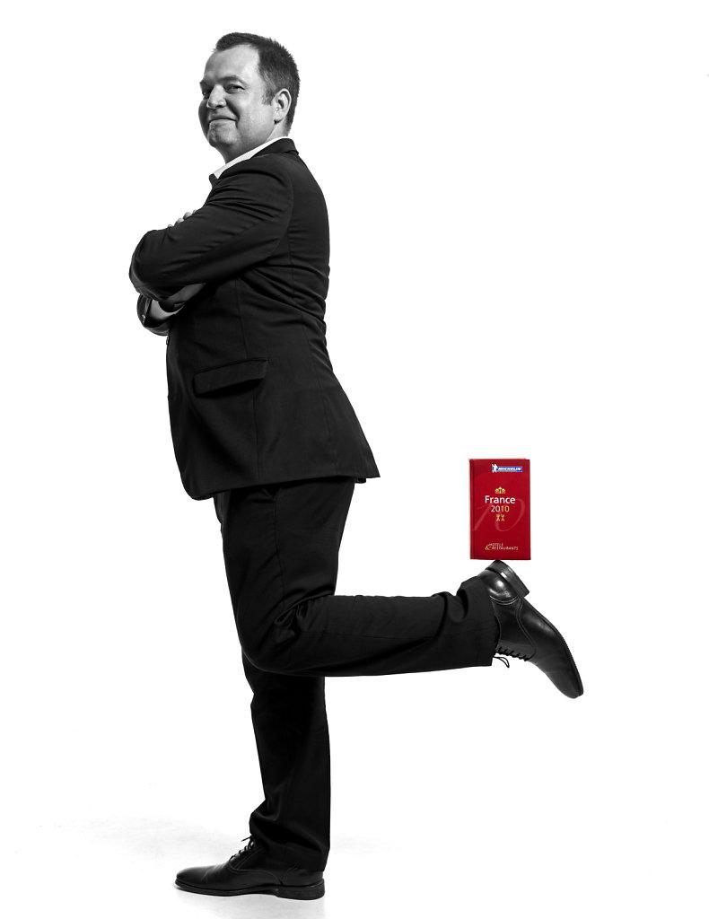 Eric Pras, octobre 2015.
