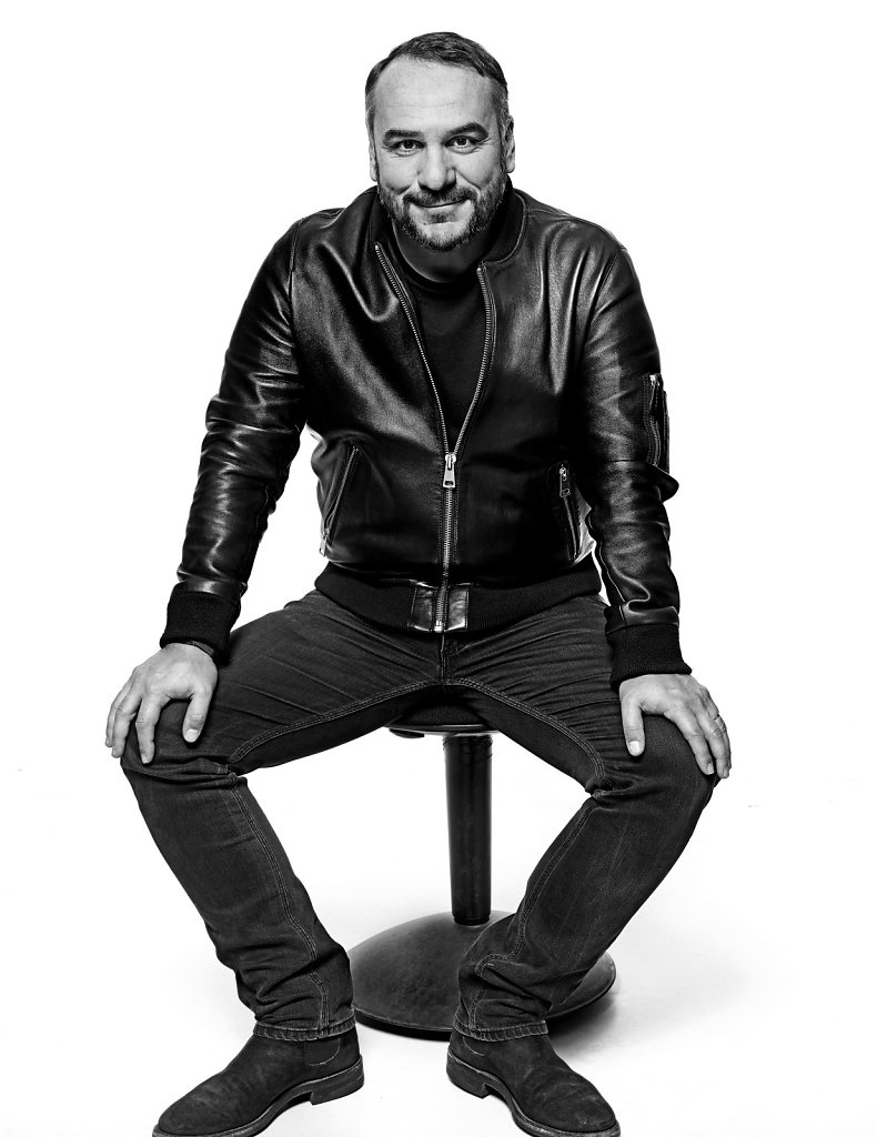 © Stéphane de Bourgies, François-Xavier Demaison
