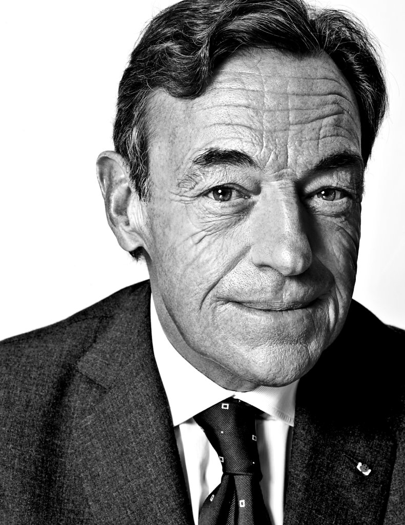 © Stéphane de Bourgies, Sir Lindsay Owen-Jones