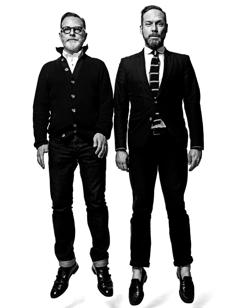 Thierry Billard & Fabrice Léonard