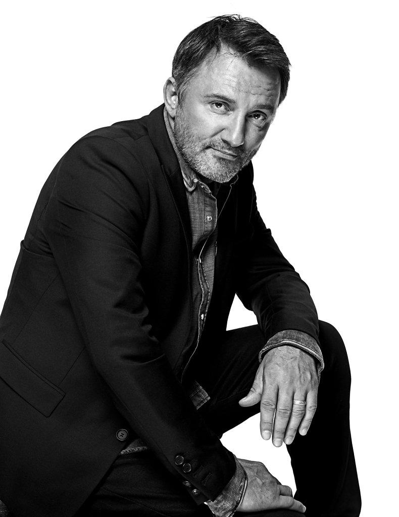 © Stéphane de Bourgies, Frédéric Lopez, octobre 2015.