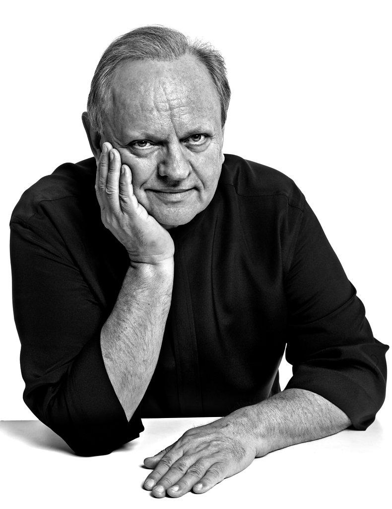 Joël Robuchon, janvier 2013