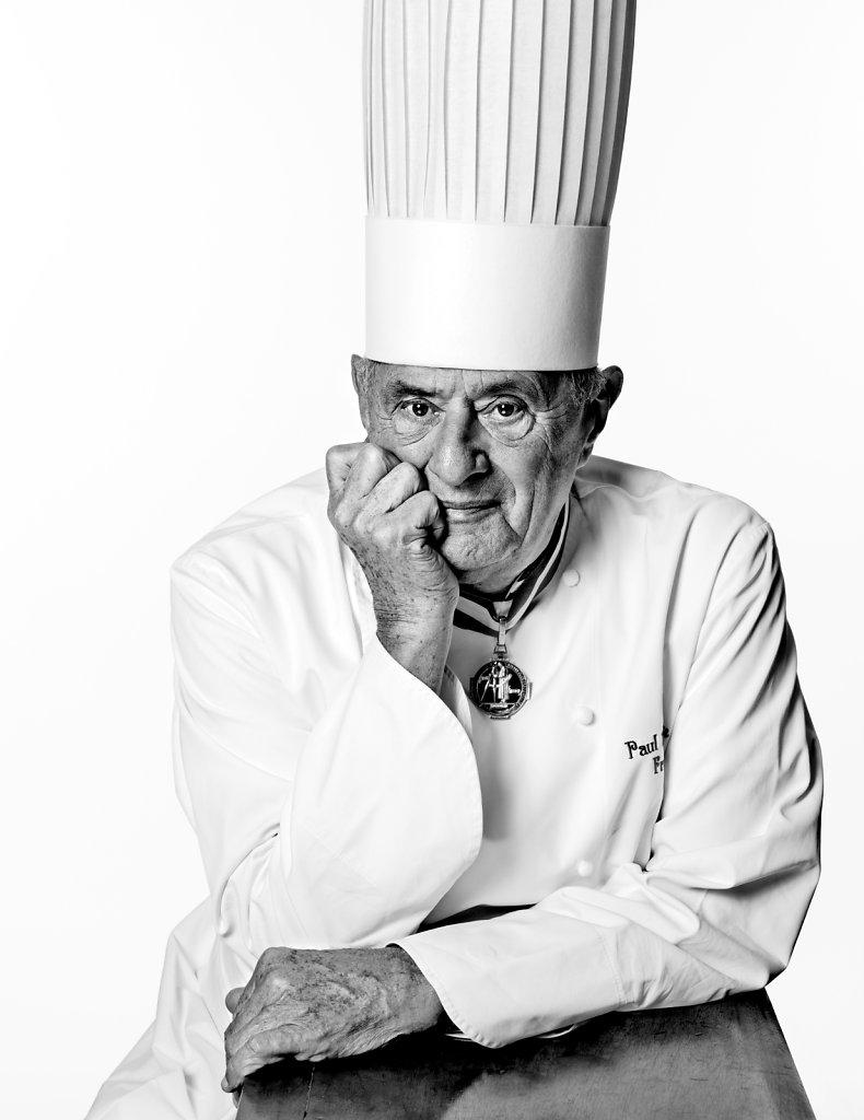 © Stéphane de Bourgies, Paul Bocuse